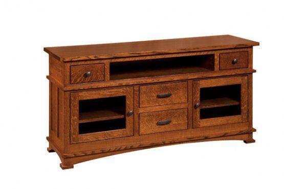 PLasma TV stands | The Amish Craftsman | Fine Wood Furniture