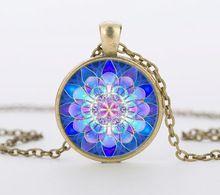 http://www.meditativelifeguide.com/products/vintage-blue-mandala-lotus-necklaces-pendant-henna-yoga-necklace-dome-glass-handmade-jewelry-om-symbol-buddhism-zen-c-n-867/ #mandala #mandalajewellery #necklaces #mandalanecklaces #pendant #mandalapendant #mandalapattern #yogajewelry #jewelry #jewellry #henna #mandalajewelry #meditationjewelry
