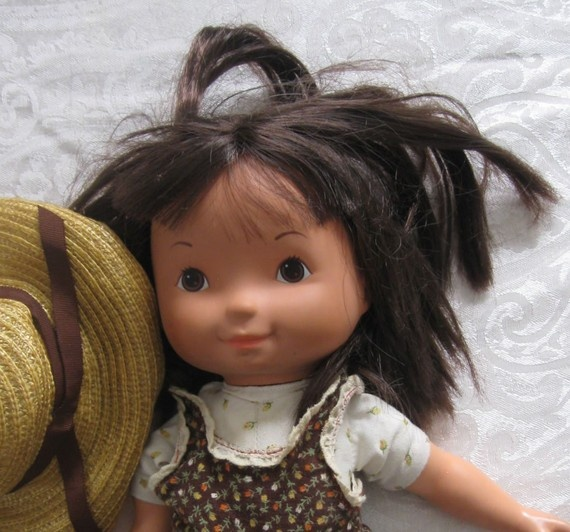 I had Jenny and all of her Fisher Price friends--Becky, Mandy + Mikey. :): Black Dolls Dolls, Sister S Doll Hours, 80S Fun, Fisher Price, Price Friends Becky, Childhood, Jenny Doll Loved, Era S 80 S Stuff