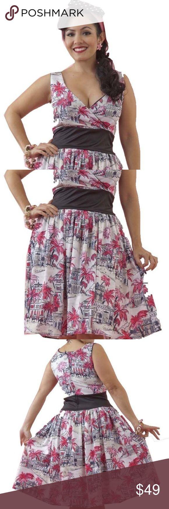 29 best Sexy Swing rockabilly retro 1950\'s 50\'s marilyn pinup Dress ...