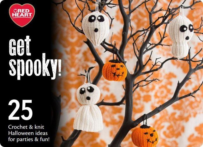 scuola di uncinetto e maglia 25 progetti nellebook dedicato ad halloween alessia scrap craft fall patternscraft patternsknit - Free Halloween Knitting Patterns