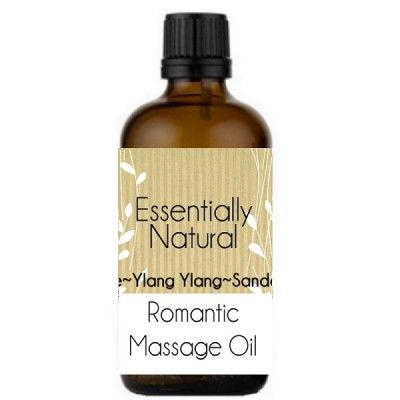Romantic Massage Oil. This is a stunning and 'hands on' gift that your valentine will love!