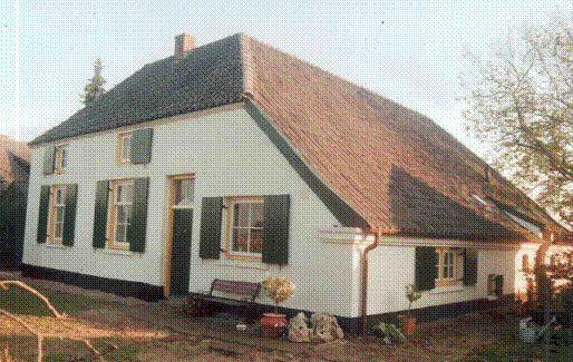 t Witte Huus - Jonkerstraat 13 - Netterden
