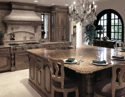 Black and White Country Kitchens | Kitchen Design Ideas - Sunday Kitchen and Bath. Affordable American ...