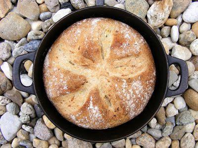 szeretetrehangoltan: Cukkinis kenyér