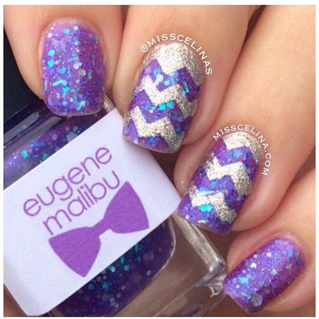 Instagram photo by misscelinas #nail #nails #nailart