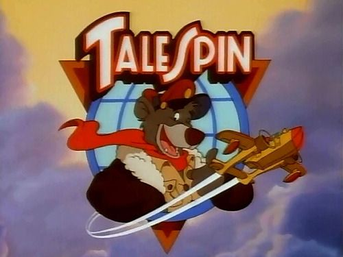 TaleSpin - I used to absolutely love this show!!!