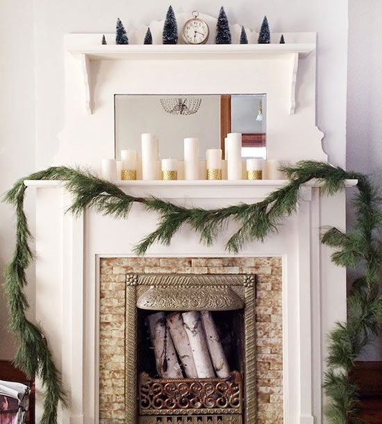 This year, spend time filling your living room with personal touches that transcend the trends! More traditional looks here: http://www.bhg.com/christmas/indoor-decorating/pretty-christmas-living-rooms/?socsrc=bhgpin112914addpersonaltouches&page=3