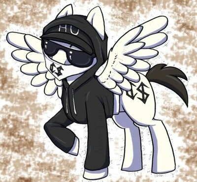 Charlie Scene Pony! I honestly never knew this existed!! AWESOMEE|!!