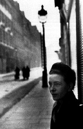 got to love Beauvoir
