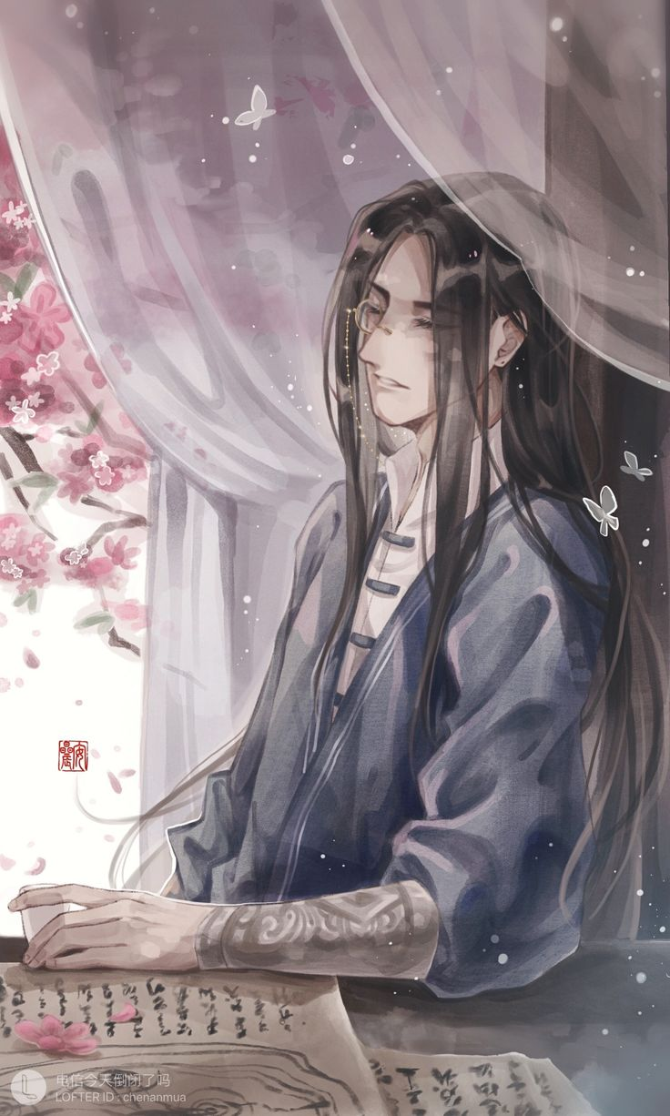 Ghim của Si Xin trên ☀️•古男 Nghệ thuật cổ xưa, Anime