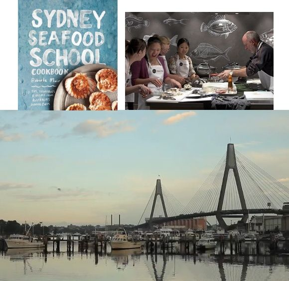 Sydney Seafood School was the venue of our second IPTV story: http://www.youtube.com/user/1MillionLives   Sydney Seafood School is a cooking school based at the Sydney Fish Markets. They hold regular classes, check out their website for more details: www.sydneyseafoodschool.com.au