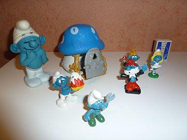 SPEELGOED | Os Winkelke. os winkelke, van vintage & retro tot anno nu! kom kijken op www.oswinkelke.nl #smurfen