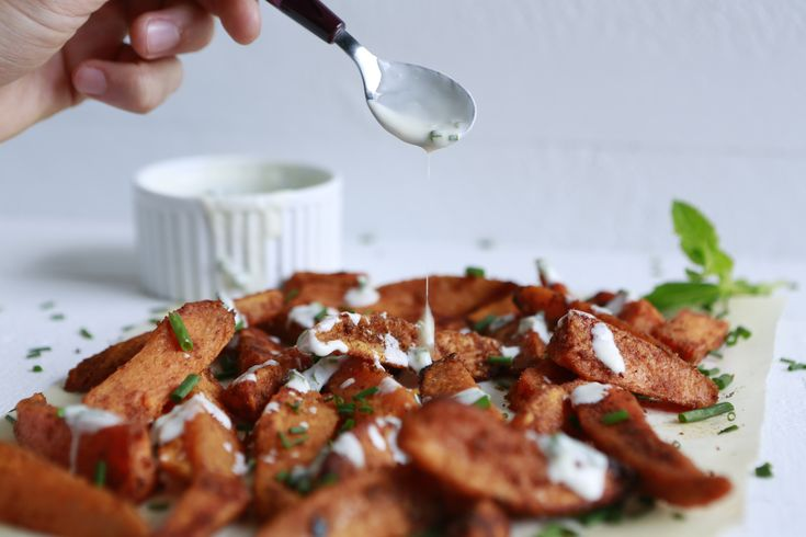 Healthy Super Bowl Recipes  Mexican Style Sweet Potato Crostini