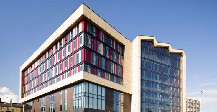 Bradford College, UK     Bond Bryan Architects