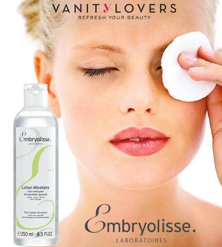 Struccarsi correttamente è essenziale per mantenere la pelle giovane.http://www.vanitylovers.com/prodotti-make-up-skincare/struccanti.html?utm_source=pinterest.com&utm_medium=post&utm_content=vanity-struccanti&utm_campaign=pin-mitrucco