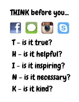 social media guidelines for schools