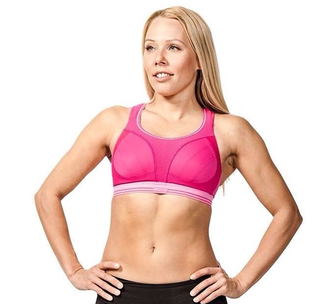 The Ultimate Run Bra   Take your run to the next level. Available in Pink or Black www.bodiccea.com.au