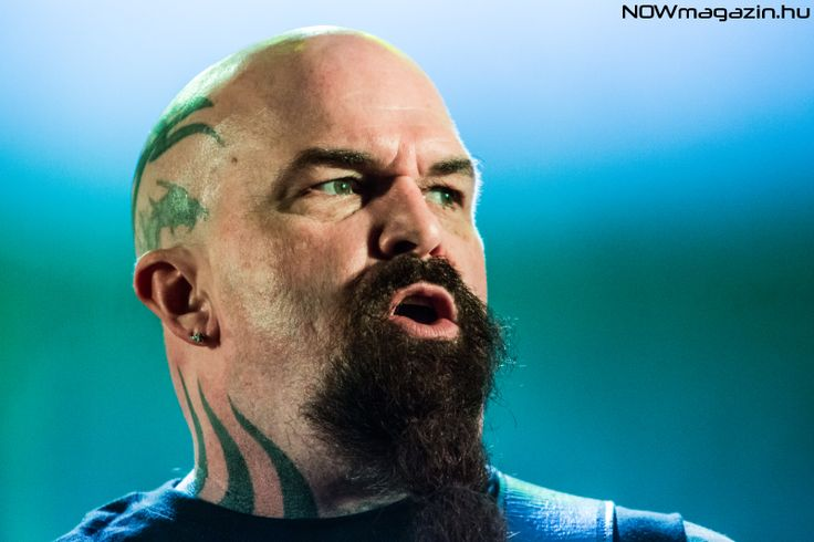 Kerry King - Slayer, Hegyalja '13