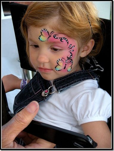 MONTEREY COUNTY FAIR FACE PAINTING