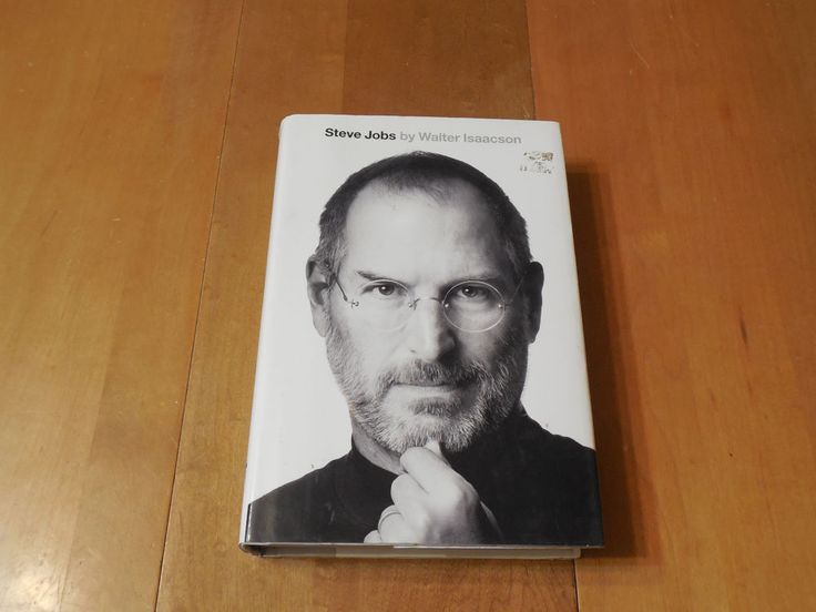 Steve Jobs by Walter Isaacson (2011, Hardcover) Autobiography Historic Figures