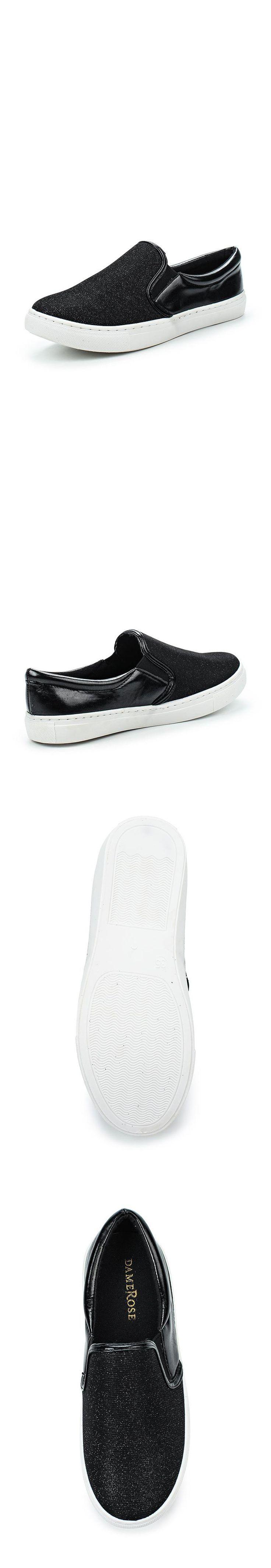 Женская обувь слипоны Damerose за 1950.00 руб.