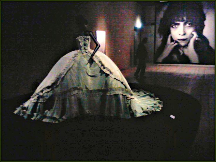 The Divine Marchesa - Luisa Casati at Palazzo Fortuny in Venice