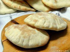 Pane Pita per Kebab e panini alla piastra - Anche BIMBY