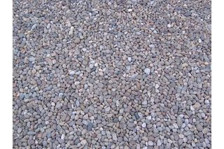 Pebble Patio Over Dirt | eHow