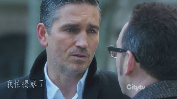 Person of Interest - 如若我也有權愛 (Reese/Finch)