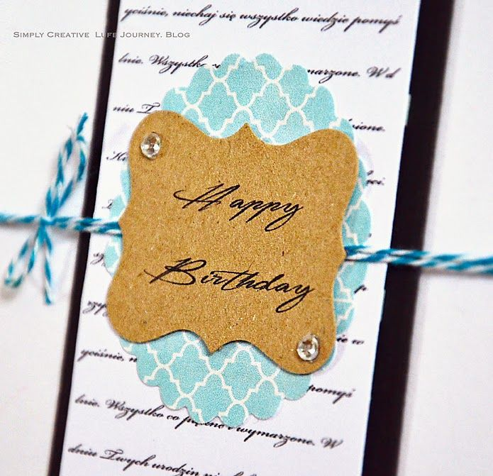 Birthday card by Simply Creative Life Journey.blog