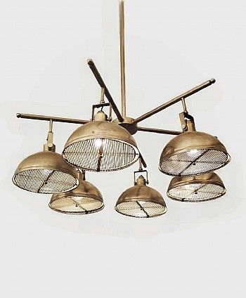 Artisan Disc Ceiling Light