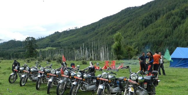 Motor Biking TourIf you want to enjoy the motor biking tour in Bhutan then this page will provide you enough information to have thrilling experience.