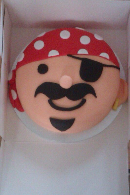 My Pirate Cake