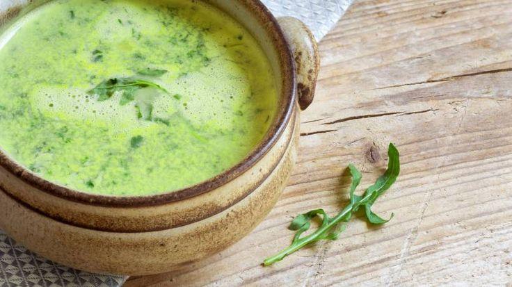Broccoli-Kokos-Suppe
