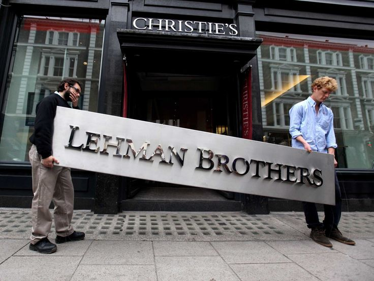 By reversing Wall Street regulations we're risking another Lehman Brothers but 'on a larger scale
