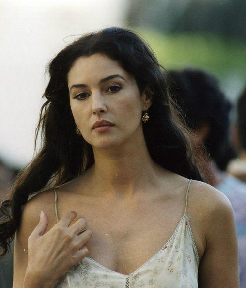 "Monica Bellucci as ""Malèna"",directed by Giuseppe Tornatore - 2000"