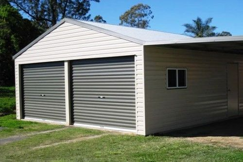 Titan Garages and Sheds - Quality Australian Sheds