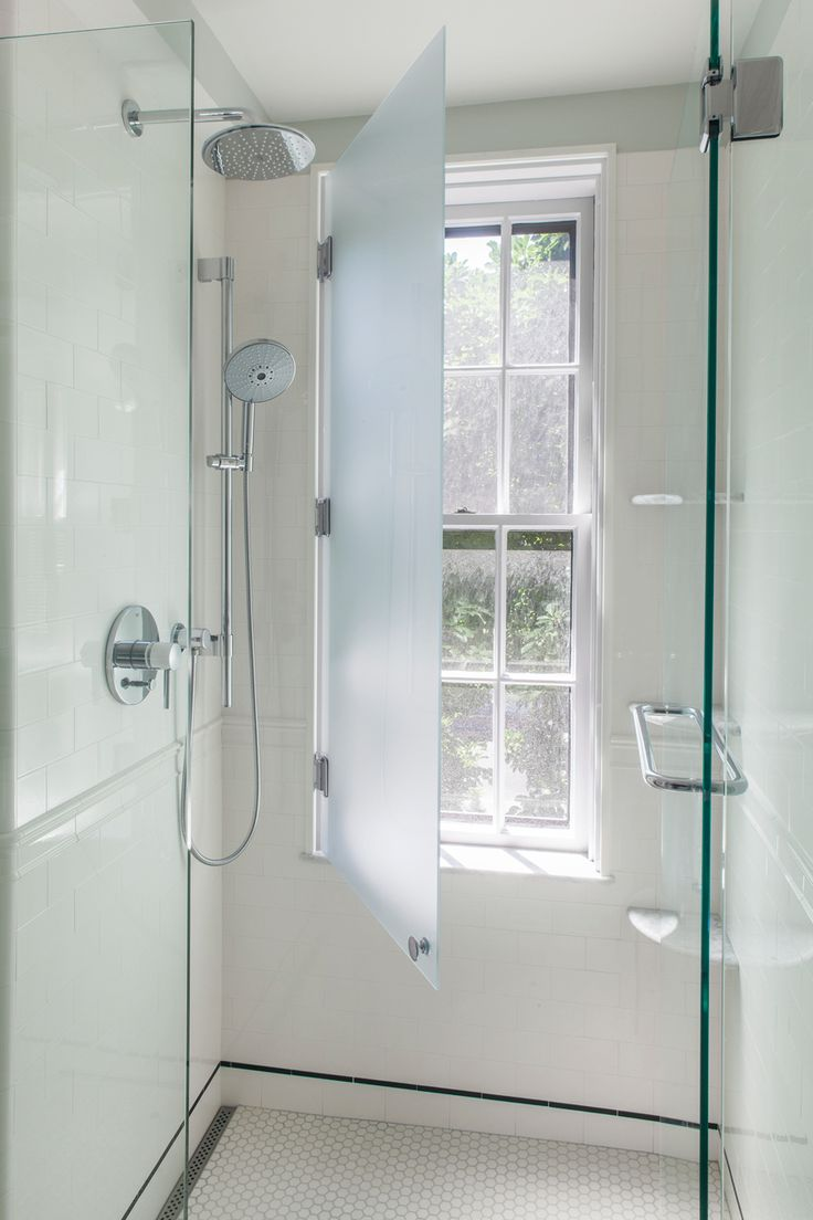 The bath is awash with new developments for 2015. LDa Architects & Interiors is finding that homeowners are loving the breath of fresh air that operable shower windows bring. Starting the day with the sun streaming in is a mood lifter as well as a great way to add additional daylight to the bath. Add a movable screen for privacy, or throw caution to the wind and enjoy the view.