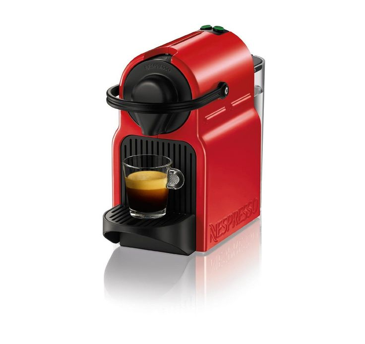 The Nespresso Inissia is lightweight and equipped with an ergonomic handle. This best Nespresso machine to buy perfectly fits into any interior design. Thereby making it suitable for the home. So you don't have to worry if you are fashion sensitive. Nespresso technology began more than 25 years ago with a simple but transforming idea in creating the perfect blend of Espresso coffee with exquisite crema, tempting aroma, and full-bodied taste.