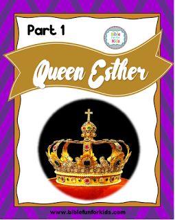Queen Esther Part 1 #Biblefun #OTBiblelesson