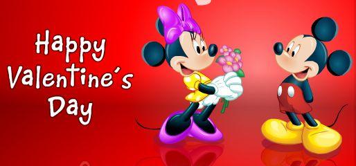 Happy Valentine S Day Disney Pinterest Disney Valentines