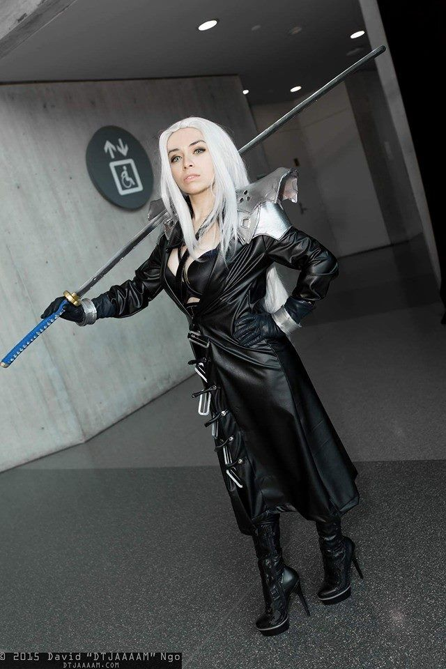 Final Fantasy Sephiroth Cosplay 17 Best images about C...