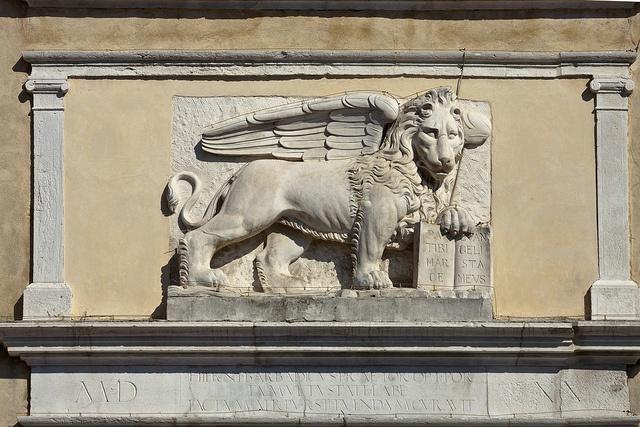 il leone di San Marco, Chioggia
