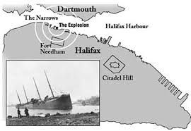 Image result for halifax explosion
