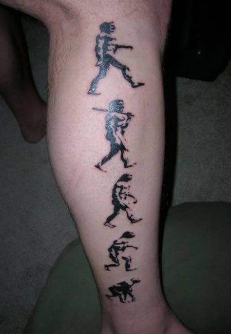15 Geekiest Tattoos (geek tattoo, geek tattoos) - ODDEE
