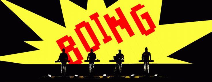 Kraftwerk 3D-Konzerte im September in Karlsruhe | Testspiel.de