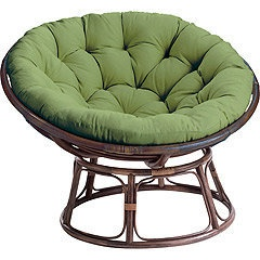 large cane nest chair cushion papasa cane and able pinterest i want papasan chair. Black Bedroom Furniture Sets. Home Design Ideas
