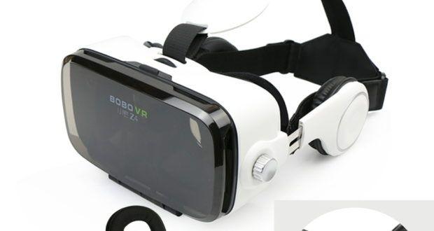 Hot Sale! Google Cardboard BOBOVR Z4 gafas realidad virtual BOBO VR For 4.7-6.2 inch Smartphone+Multi-Function Bluetooth Gampad USD : 21.99   Buy now!