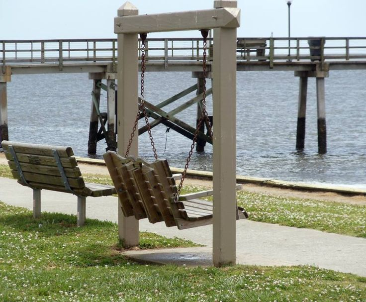 Southport NC... I've sat in this exact spot for more years than I can remember. <3